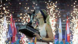 Svitolina ponovo osvojila WTA turnir u Dubaiju