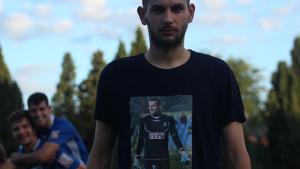 Dino Ćorić: Ovaj gol posvetio sam svom prijatelju Krešimiru Bandiću