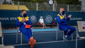 Ko kaže da je tenis 'mrtav'? Jedan od prvih turnira odigran po specijalnim uslovima, slavila Kvitova