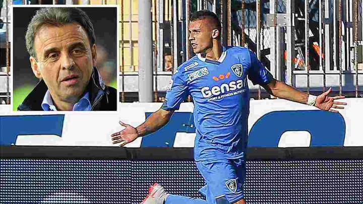"""""""Krunić u Napoliju? Ne znam, on je igrač koji je pokazao tek 50% svog potencijala"""""""