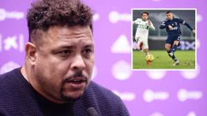 Ronaldo o Ronaldu: Jeste li ga vidjeli protiv Sassoula?