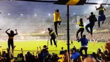 Utakmica Boce Juniors prekinuta zbog prevelike buke navijača