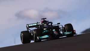 Hamilton najbrži u Portugalu