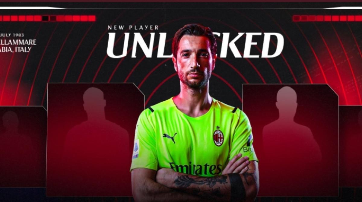 AC Milan ozvaničio dolazak novog golmana