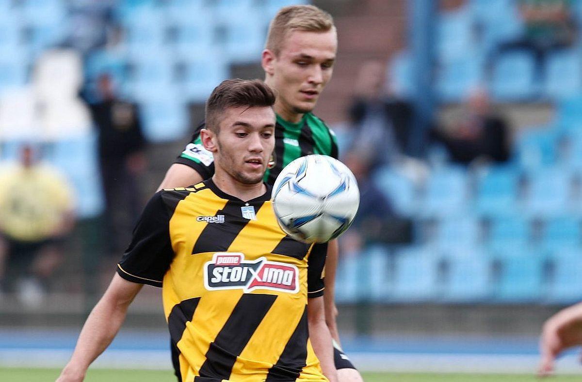 AEK kaznio Šabanadžovića sa 5.000 eura