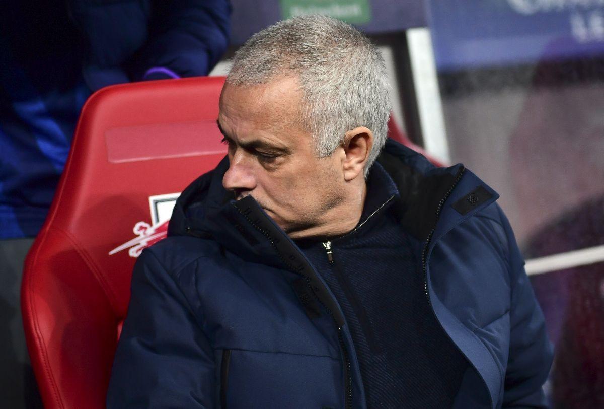 Mourinho bacio oko na zvijezdu Napolija