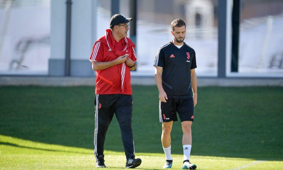 Sarri izabrao prvu postavu Juvea otkad je ozvaničen transfer Pjanića i pokazao da je profesionalac