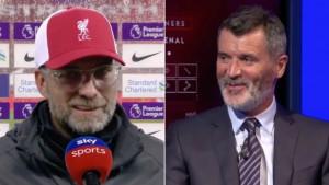 """Klopp nakon pobjede Liverpoola isprozivao Royja Keanea: """"Da li je ovo bilo traljavo?"""""""