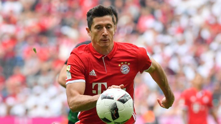 Lewandowski spreman za Real Madrid