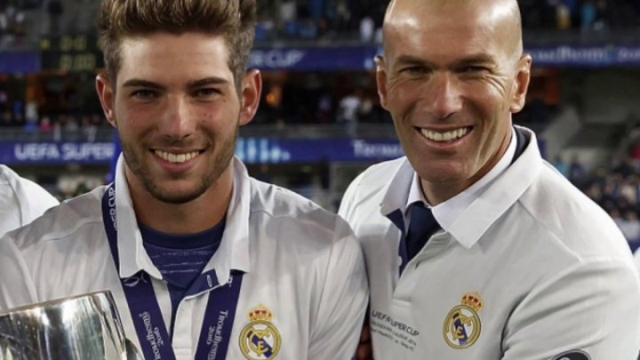 Zidane: Ne kajem se što sam otišao iz Reala