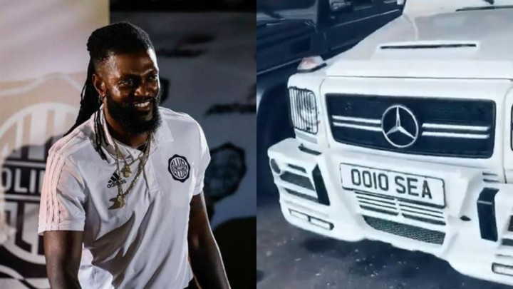 """""""Motivacionim"""" videom Adebayor je pokazao da njegova bahatost nema granica"""