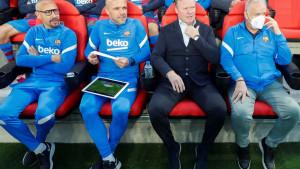 """Koeman o novom porazu Barcelone: """"Ovaj rezultat nije fer"""""""