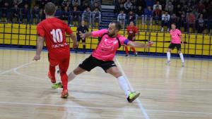 Mostarcima zasluženo pripao derbi u futsalu protiv Centra