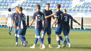 FK Željezničar bolji od FK Slavija na Grbavici
