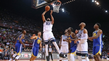 Timberwolvesi dokazali da Warriorsi nisu nepobjedivi