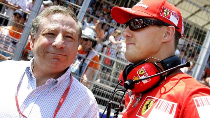 Bivši šef Ferrarija: Gledao sam VN Brazila zajedno sa Michaelom Schumacherom