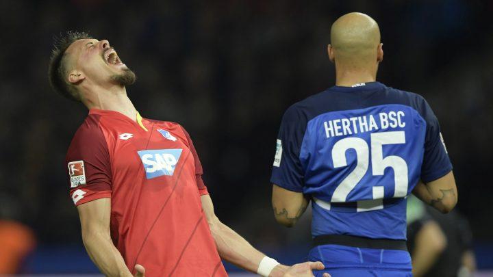 Hoffenheim i Hertha podijelili bodove