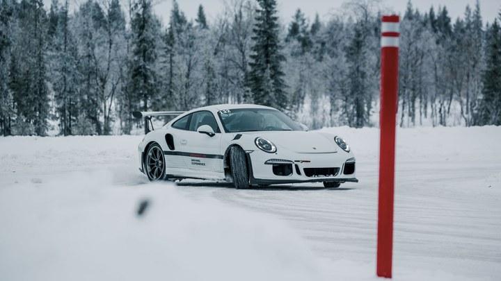 SportSport.ba na Porsche Winter Driving Experience