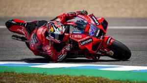 Miller slavio na Jerezu