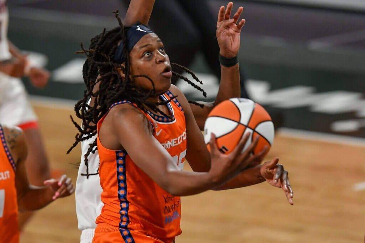 Jonquel Jones je jednostavno nezaustavljiva: Košarkašice New Yorka su mogle samo da aplaudiraju