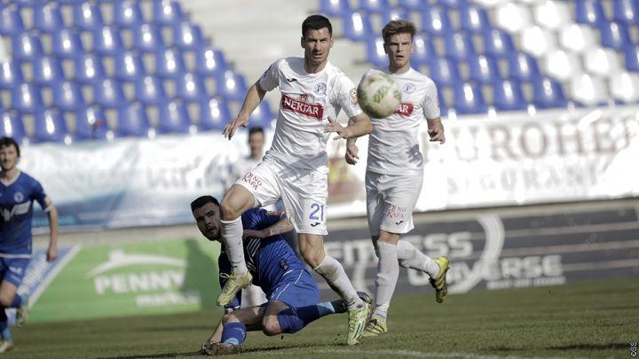 Kosorić odradio prvi trening sa Spartaksom