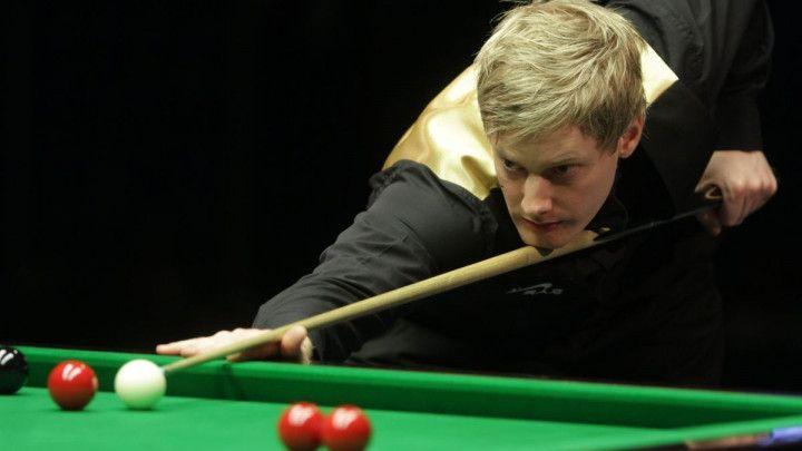Fantastično finale: Mladi Kinez izgubio već dobijeno, Robertsonu titula