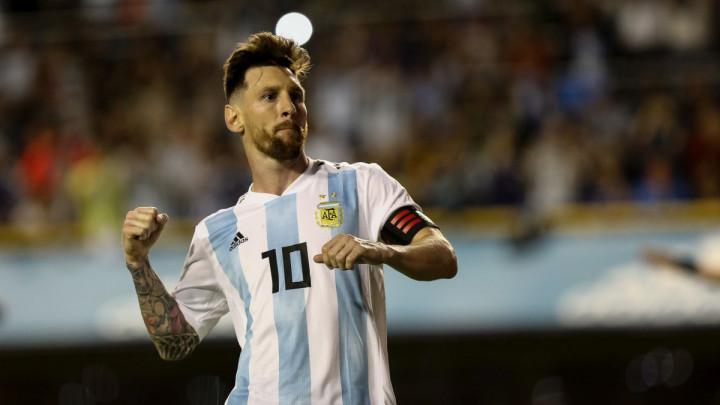 Iz Izraela ljutito poručili: Messi se na ovaj način priklonio teroristima iz Palestine