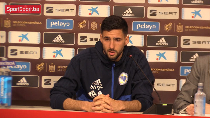 Kodro: Igramo dobro, ali ne znam hoćemo li dostići nivo Španije