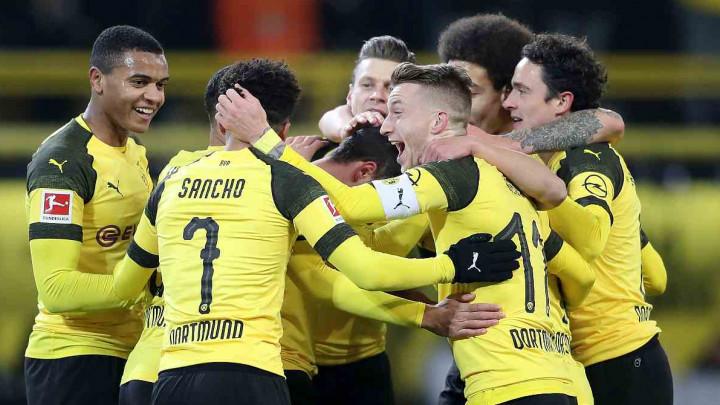 Borussia održava prednost, savladan i Werder