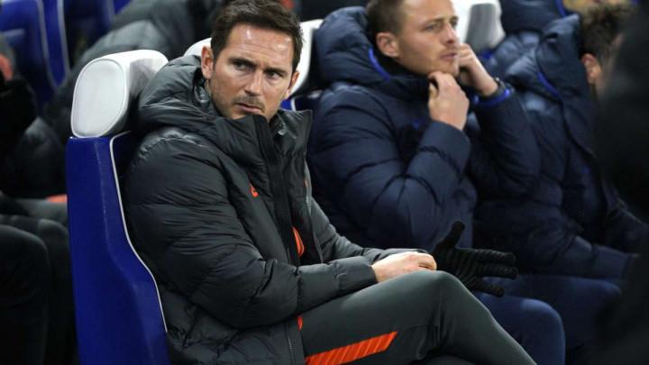 Lampard najavio šoping: Naravno da želim pojačanja