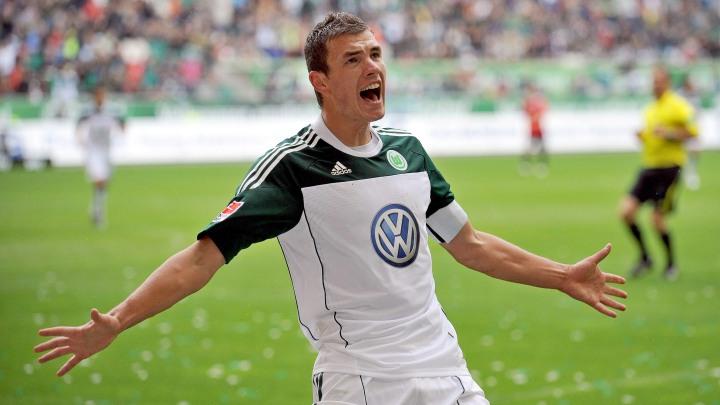 Navijači izabrali: Džeko i dalje idol u Wolfsburgu