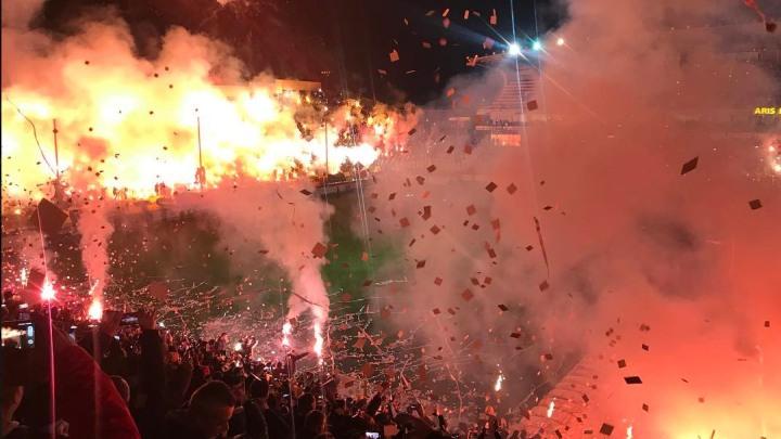 """Sastali su se Aris i Boca, stadion je morao """"goriti"""""""