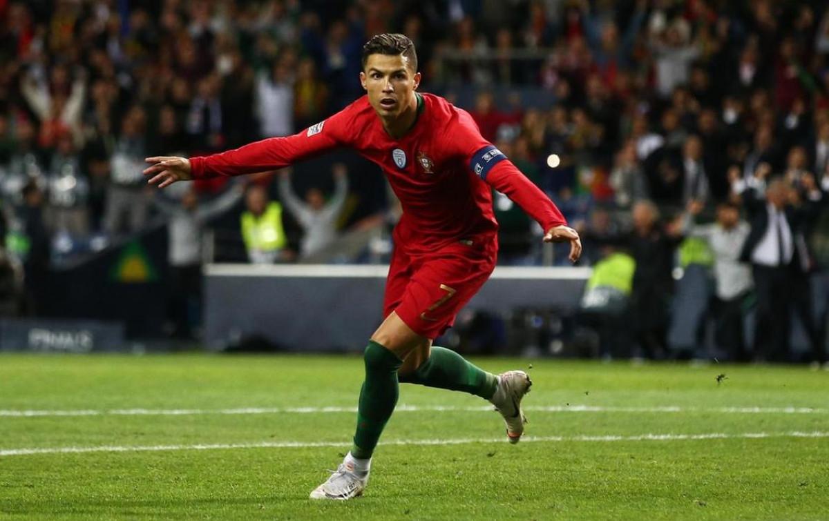 Gol Cristiana Ronalda izabran za najbolji na završnom turniru Lige nacija