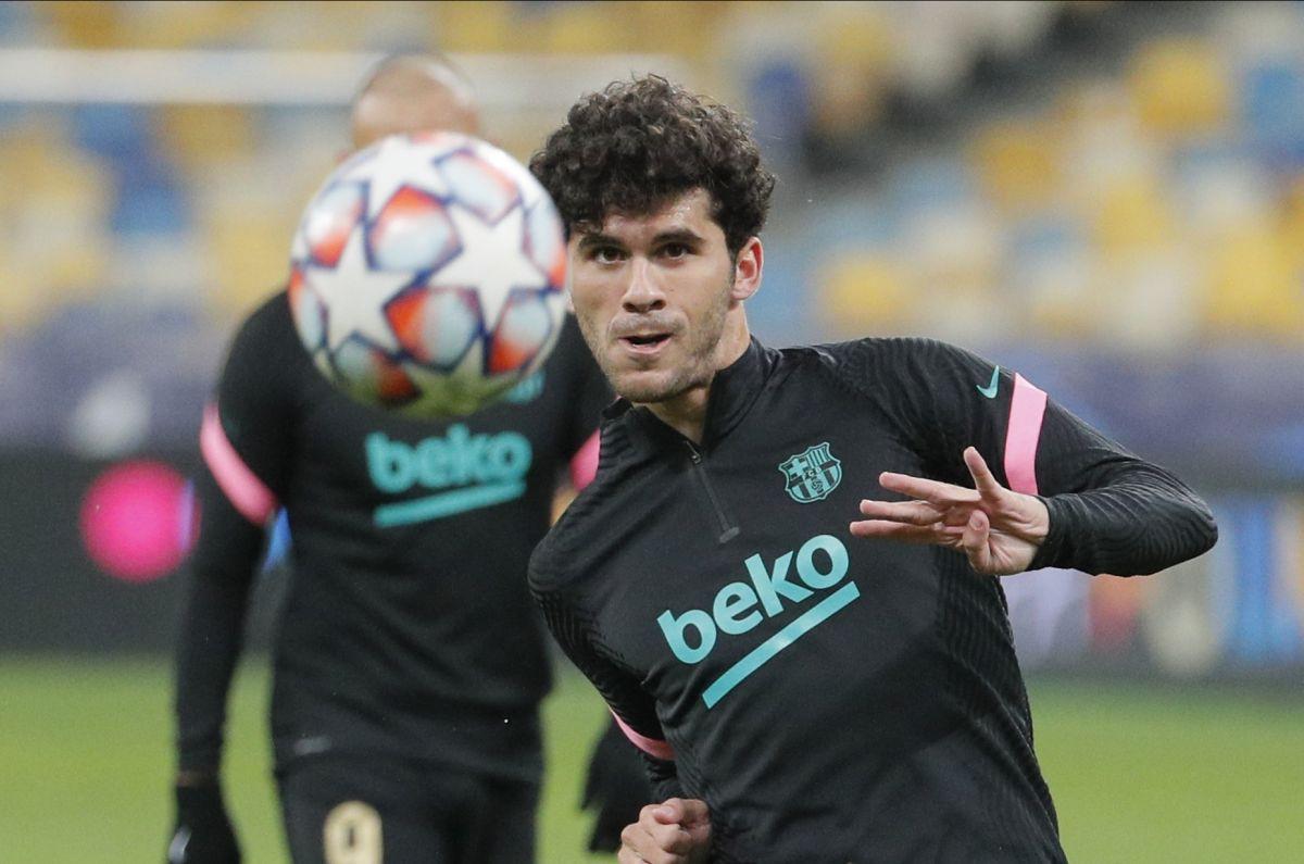 Carles Alena napustio Barcelonu i potpisao za Getafe
