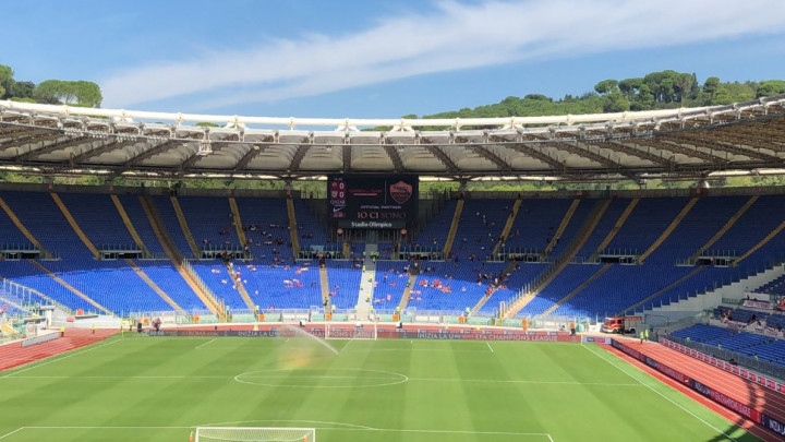 Roma dočekuje Chievo, Džeko od prve minute