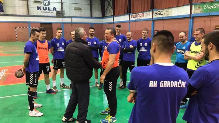 Junuzović novi trener RK Gradačac