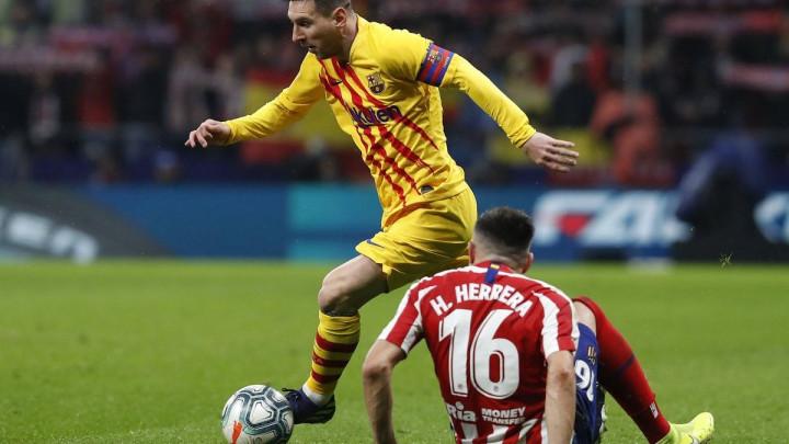 Herrera: Kada igrate protiv Messija, ne možete ništa uraditi