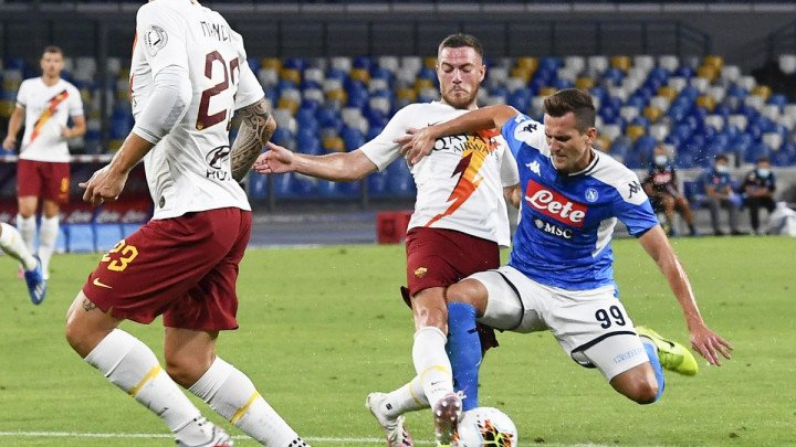 Roma objavila zvanično saopštenje zbog Milika i pregovora s Napolijem