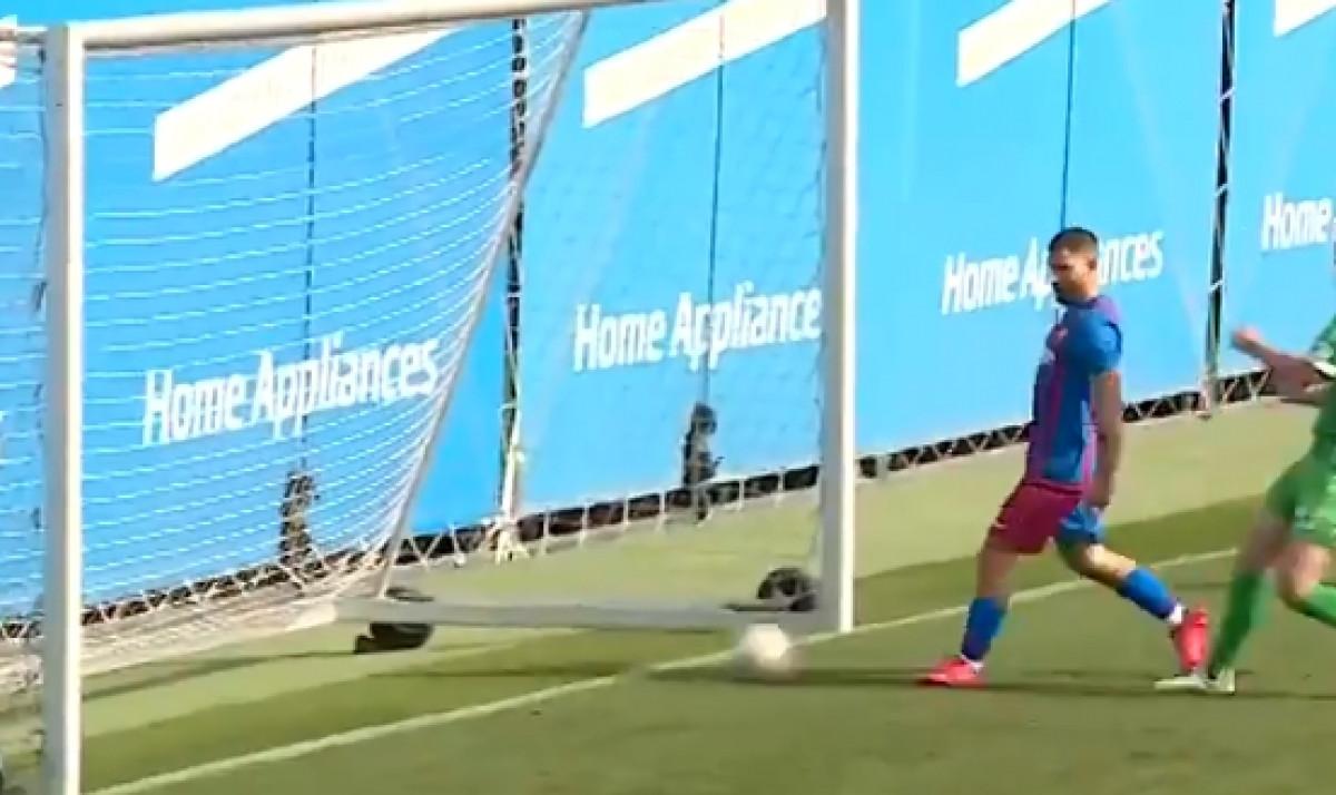 Aguero po prvi put zaigrao za Barcelonu i odmah zabio gol