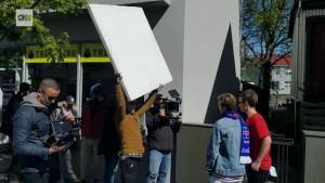 Posao mu snimanje reklama, a u slobodno vrijeme odbrani penal Messiju!