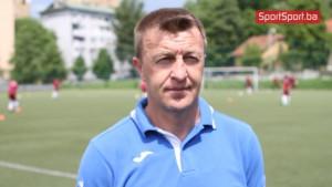 Mekić: Igrat ćemo za gol više, sezonu želimo otvoriti pobjedom