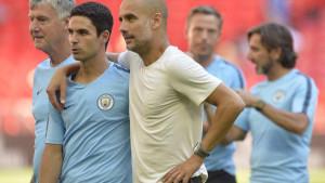 Guardiola o odlasku Artete: Snove morate pratiti