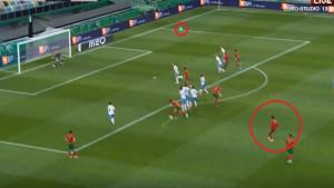 Kada će više odustati? Ronaldo se ponovo obrukao izvođenjem slobodnog udarca