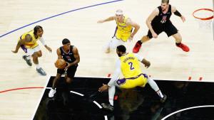 LA Lakerse i Portland Trail Blazerse čeka velika drama u posljednjem meču regularnog dijela