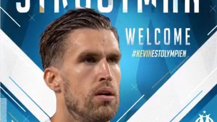 Marseille i zvanično doveo Kevina Strootmana