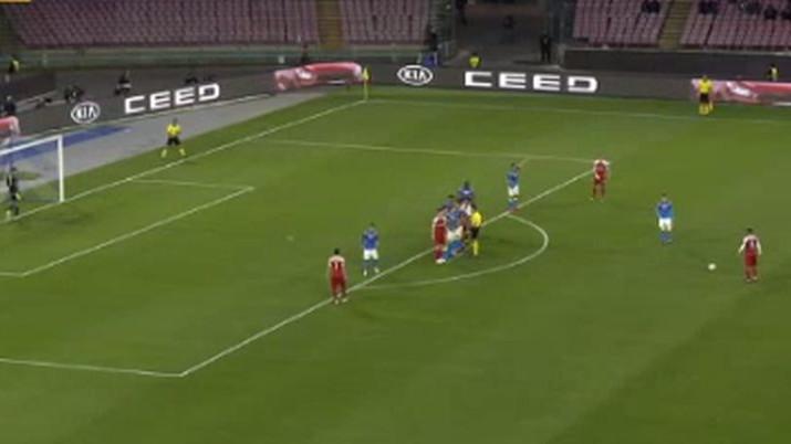 Spektakularan gol Lacazettea iz slobodnjaka utišao San Paolo!