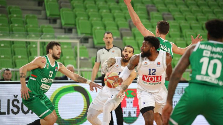 Cedevita Olimpija raskinula ugovore sa čak pet košarkaša