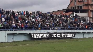 Suspendovan stadion Slavena iz Živinica