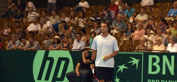 Davis Cup: Bjelorusija povela protiv BiH