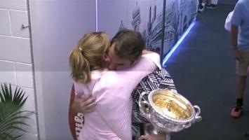 Emocije preplavile Mirku kada je ugledala Rogera